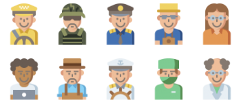 Occupations and Avatars