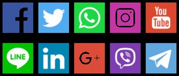 Social Networks Logos